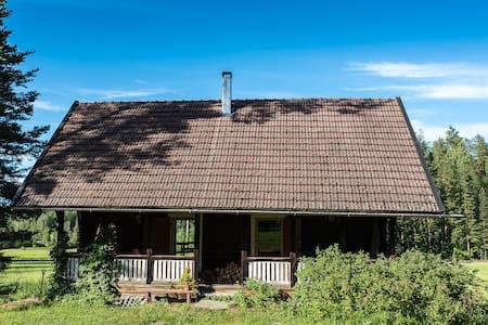 """""""Makuuaitta""""-cottage with character - Joroinen"""