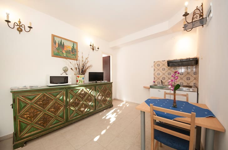 Villa Lagarrelax - One bedroom Apartment - Korčula - Appartement