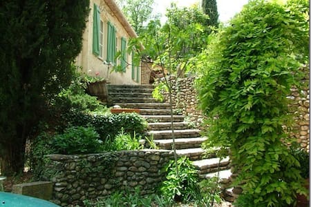 Grande Villa en Provence près lacs - Riez