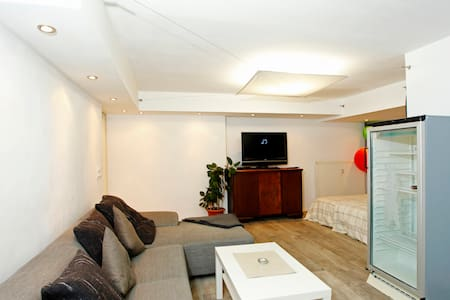 Cozy & centrally located Souterrain - Nuremberg - Leilighet