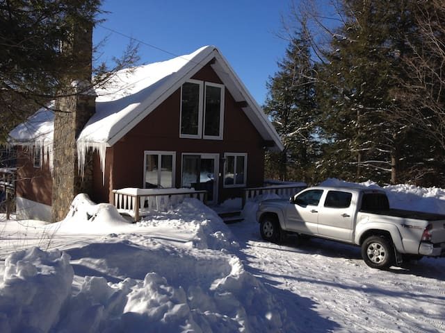 Beautiful chalet for any season - Winhall - Chalupa