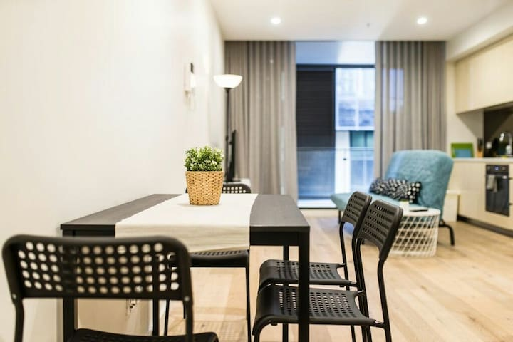 Nice Apartment in Sydney's CBD 1mintoTownhall