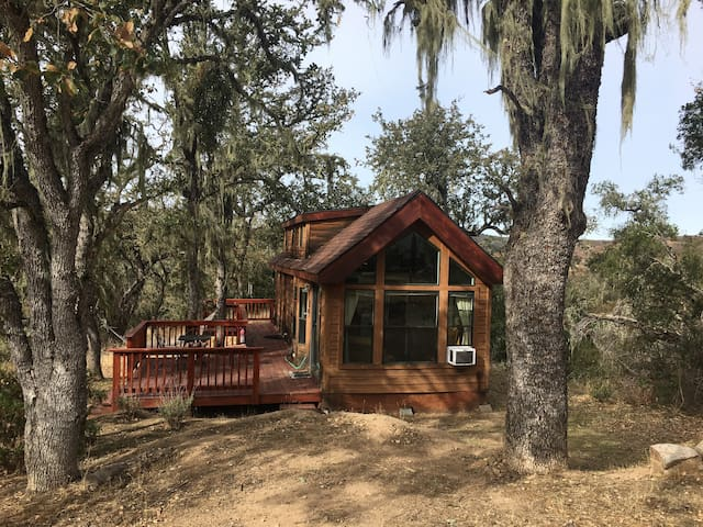 Tassajara Tiny House