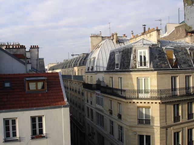 Central et bon marché - Paris