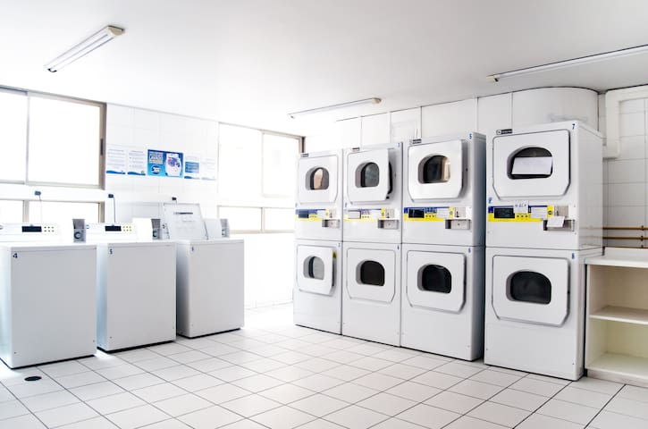 Sala de Lavado - Laundry Room