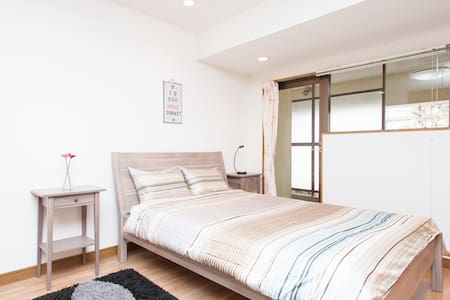 2 BR / 8 Beds, SPACIOUS QUIET near IMPERIAL PALACE - Minato