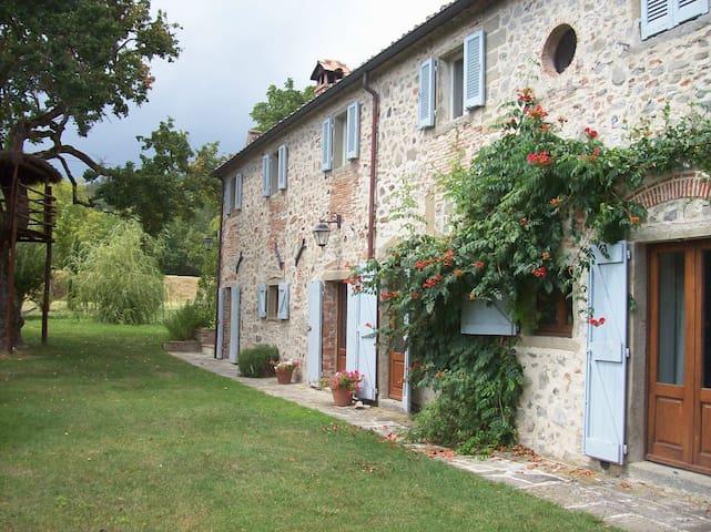 Wonderful Historical Tuscan Mill - Anghiari - Casa