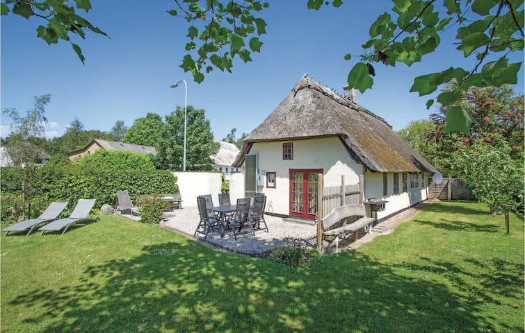 Holiday cottage with 2 bedrooms on 76 m² in Svendborg