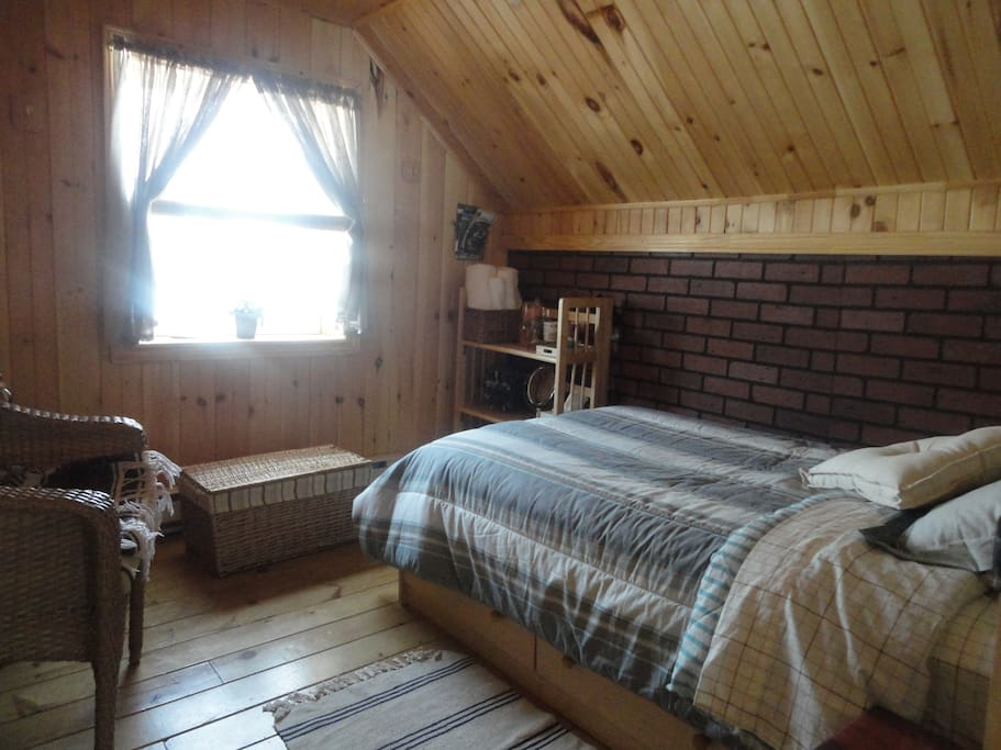 Chambre d 39 h te 3 b b g te nature lodges for rent in for Chambre hote canada