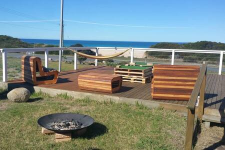 Campsites and Glamping at Surfside Hotel Motel