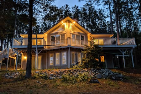 TrueNorthCottage-Waterfront/Opemican National Park