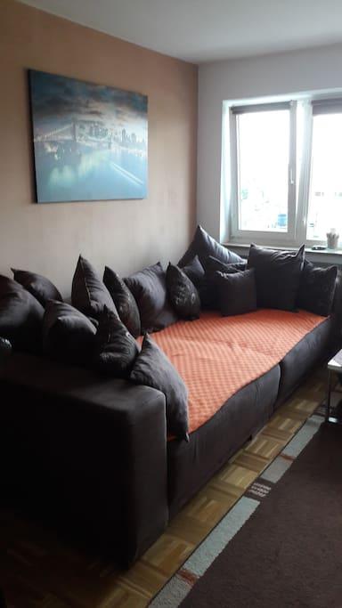 XXL-Sofa