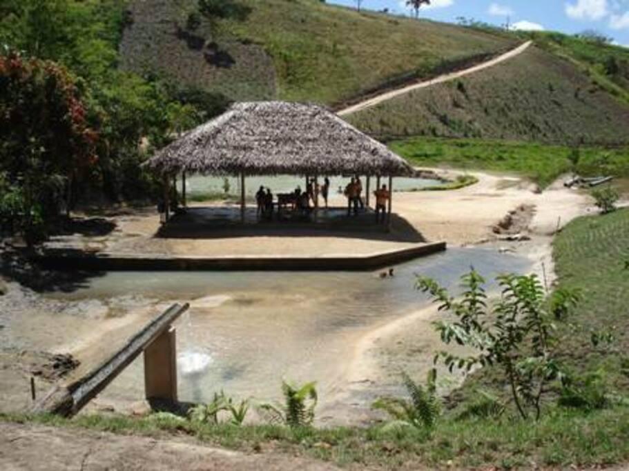 Venha Para a Cidade de Boca da Mata-AL, desfrutar suas Riquezas Naturais.