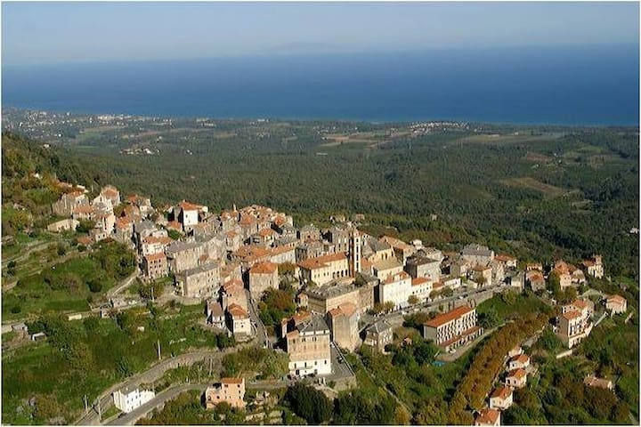 A Casa di mamona in Corsica - Cervione - Huoneisto