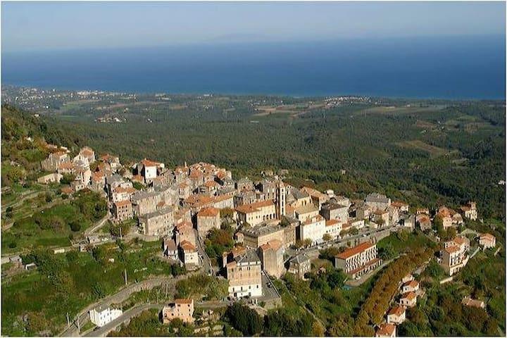 A Casa di mamona in Corsica - Cervione - Wohnung