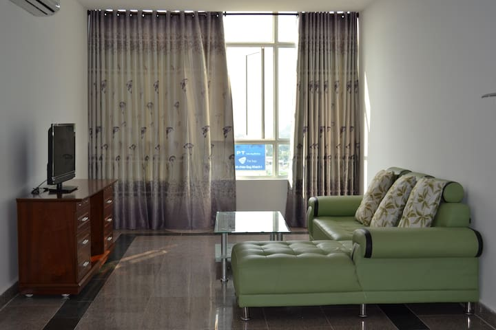 3 bedrooms apartment w/ Mekong view - Can Tho - Appartement