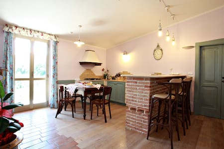 relax in collina nelle Marche - Bed & Breakfast