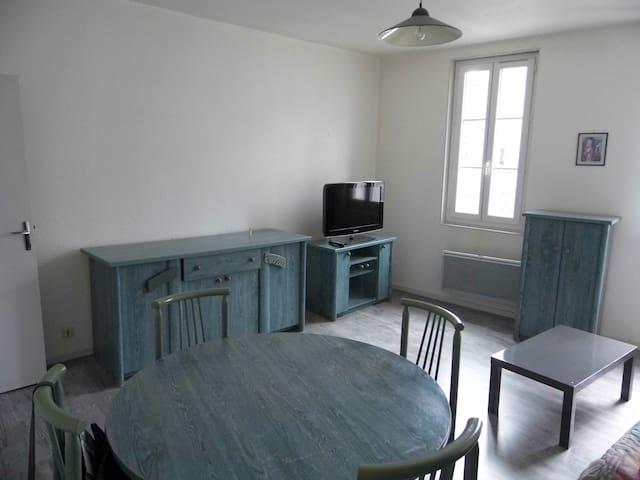 Saintes: Idéal stage, formation, événemt culturel - Saintes - Appartement