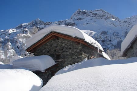 Chalet Walser Matterhorn region  CAV Champlève - Valtournenche - Haus