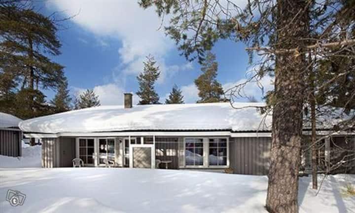 Jouluksi Saariselän tuntureille - Xmas in Lapland