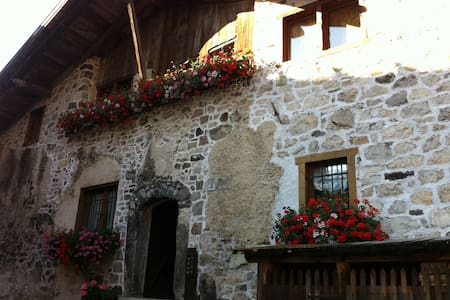Rustico tra le Dolomiti - Zoldo Alto - Apartamento