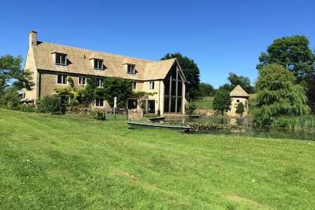 Exceptional Modern Cotswold Estate - Chipping Norton