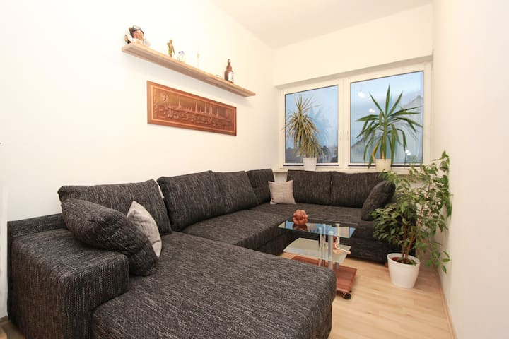 Little room in little Appartement - Germering - Apartment