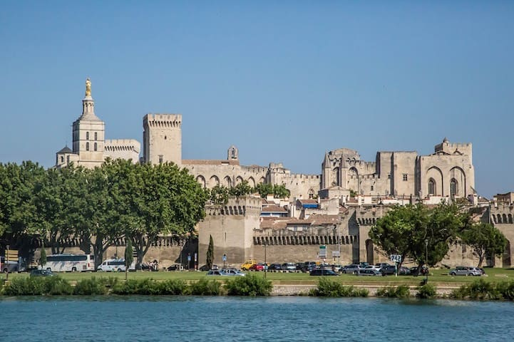 Guidebook for Avignon