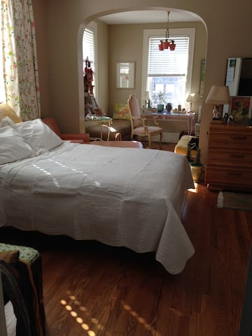 Downtown Bed and Breakfast - Chattanooga - Byt