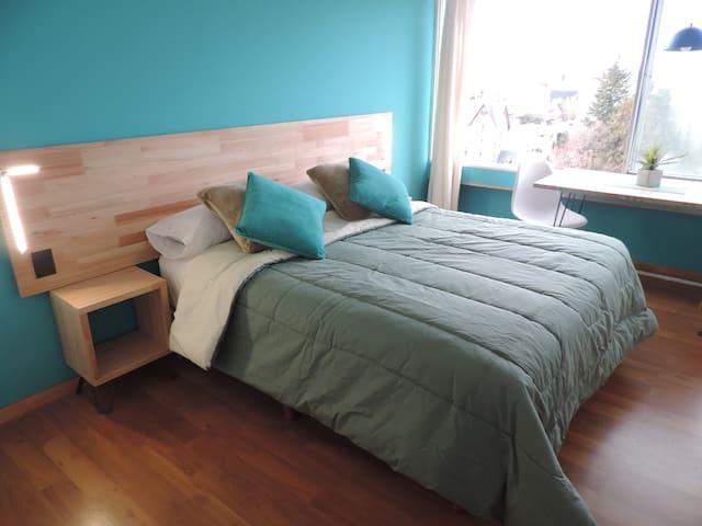 Dream Suites. Monombiente en el Ctro. de Bariloche
