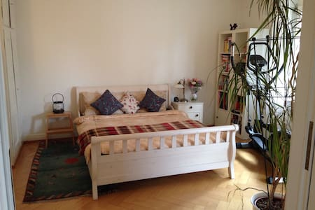 Sunny central flat - zentral & sonnig - Appartement