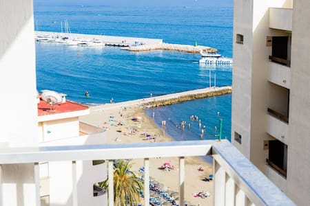 Beachfront gem with great amenities & facilities - Marbella - Daire