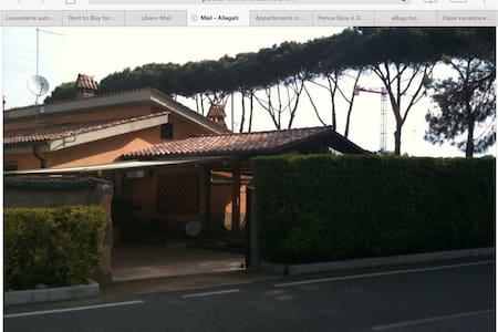 Casa Vacanze La Gatta Elza - Infernetto