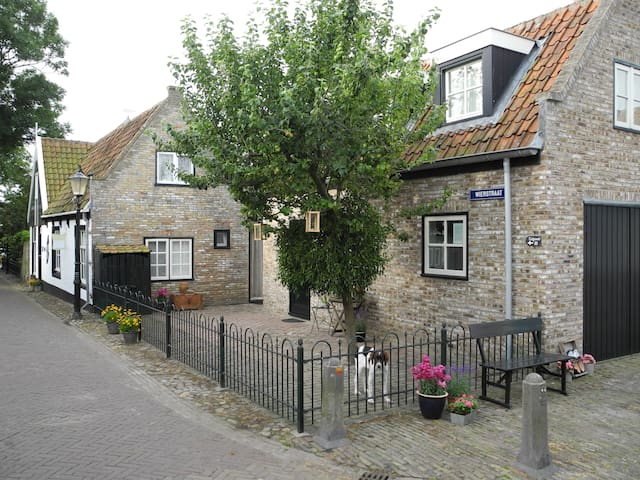 Bed & Breakfast Texel Elements - Oosterend - Bed & Breakfast