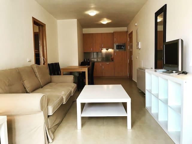 Apartamento Superior a pie de Pistas
