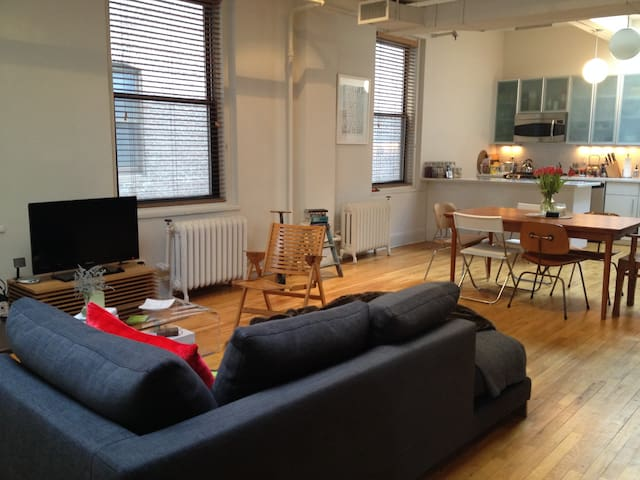 Loft In New York City Apartments For Rent In Brooklyn New York United States