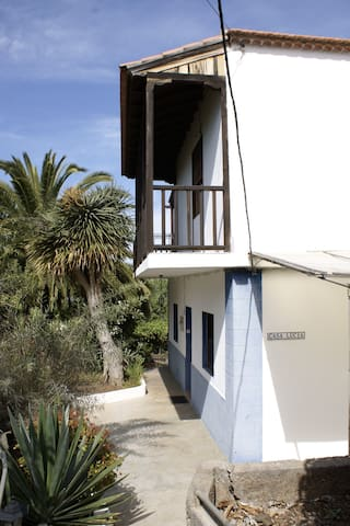La Palma. Casa Lucia II, Meerblick - Tijarafe , La Punta - Apartment