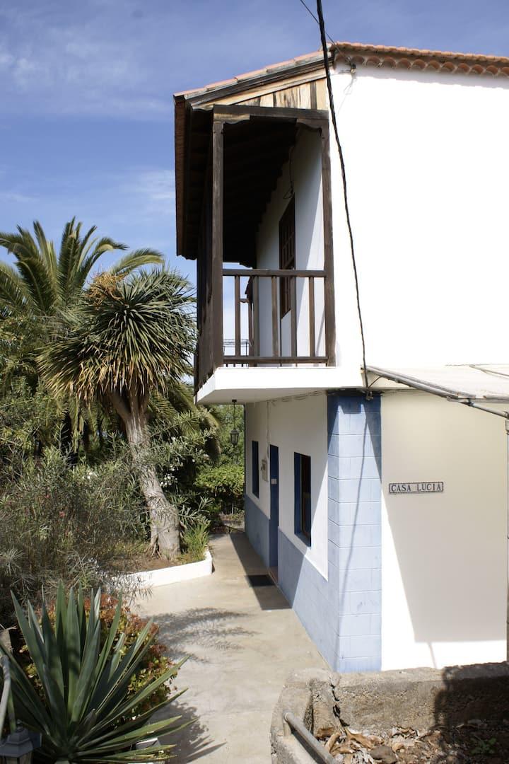 La Palma. Casa Lucia II, Meerblick