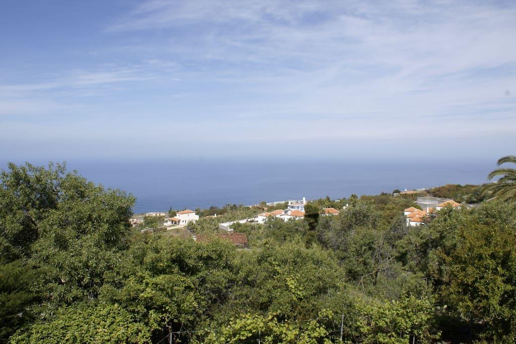 Blick von der Casa Lucia
