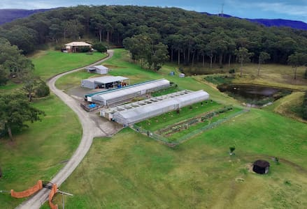 Cooranbong Farm with Views.