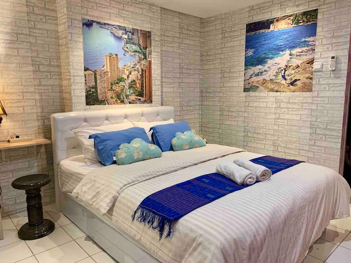 WOLKE Bellevue comfort Apartemen Bandung city