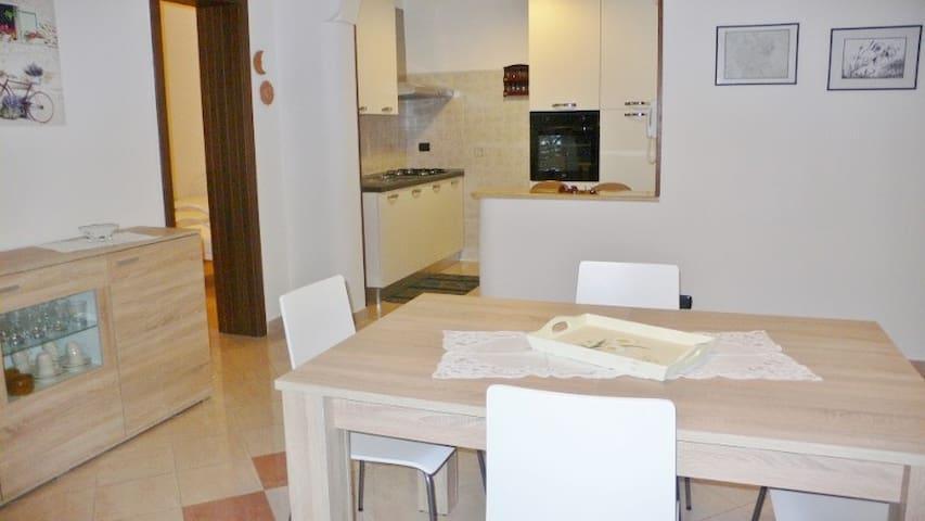 Comodo appartamento Otranto