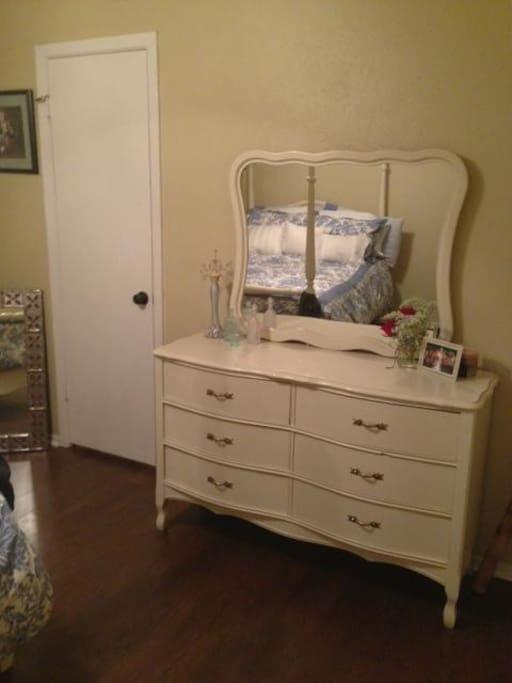 Dresser for your belongings