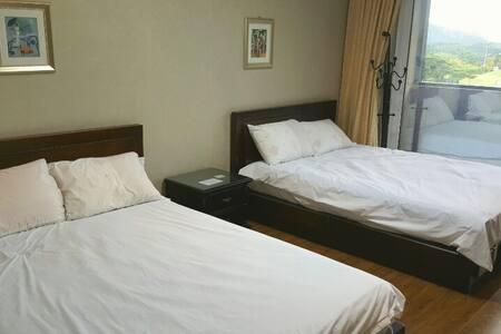 이스턴 CC 객실1 - Cheongha-myeon, Buk-gu, Pohang