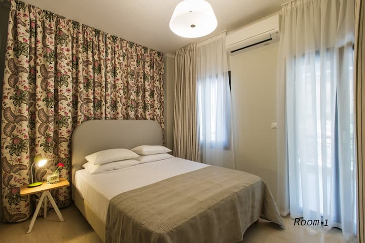Hotel Oriana - Economic Room 1 - Hill View