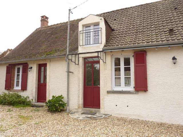 LOCATION GITE 3 ETOILES - Le Menoux - House