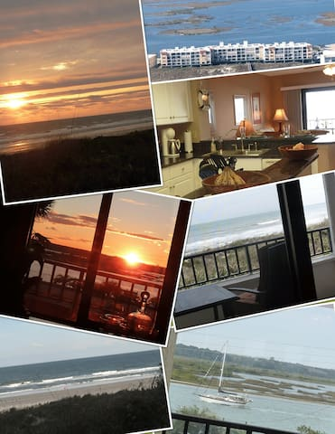 Beautiful Oceanfront & Riverview  - St. Augustine - Apartment