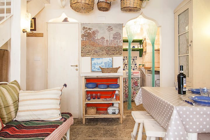 The smallest big house in Salento! - Scorrano - House