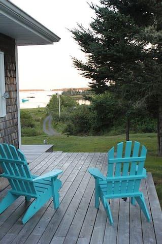 Sea Laughter Cottage 2bdr, Oceanview