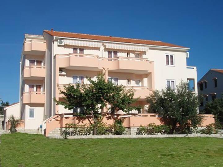 Apartments Meri - Novalja, type 2